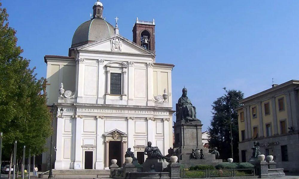 La basilica di Desio